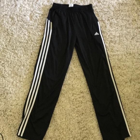 341fae1c9633 adidas Other - Boys Adidas athletic pants. Black large 14 16